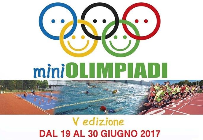 miniolimpiadi 2017